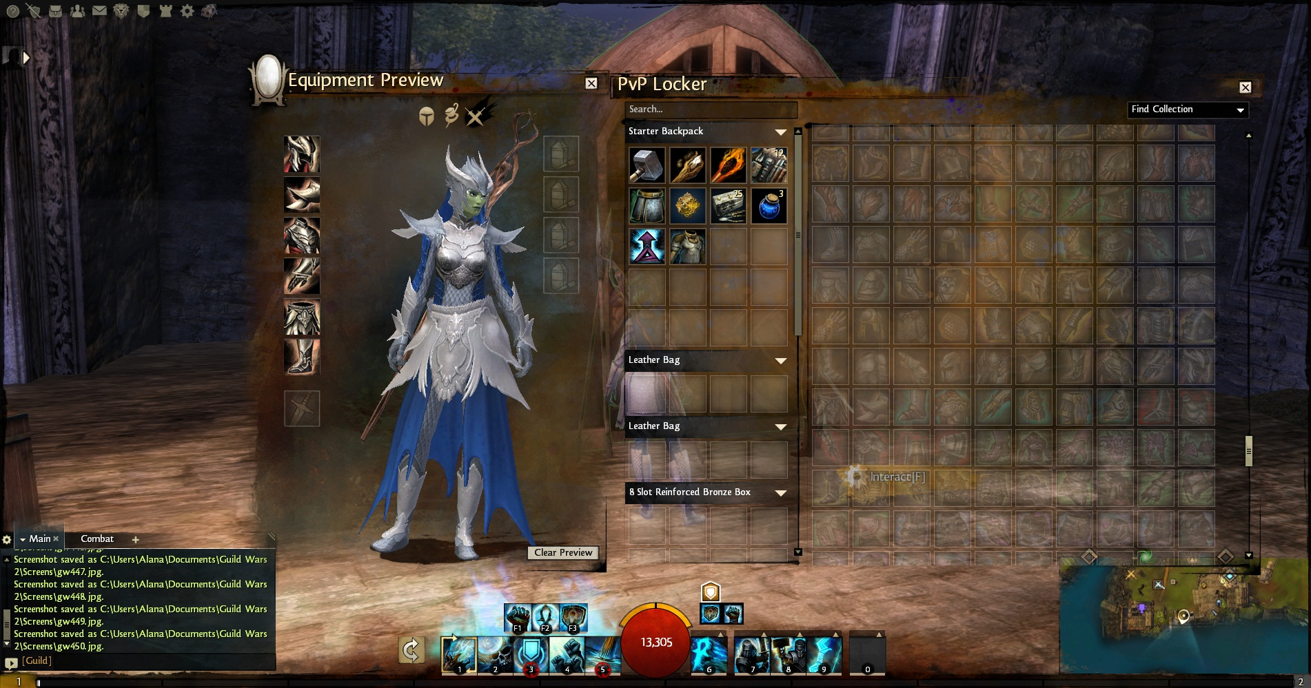 Prepare your wardrobe – armor previews! – Under the Pale Tree
